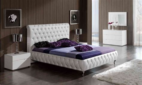 renovate your home decoration with fabulous modern bed