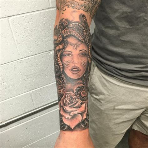 35 bewitching medusa tattoo designs amp meaning