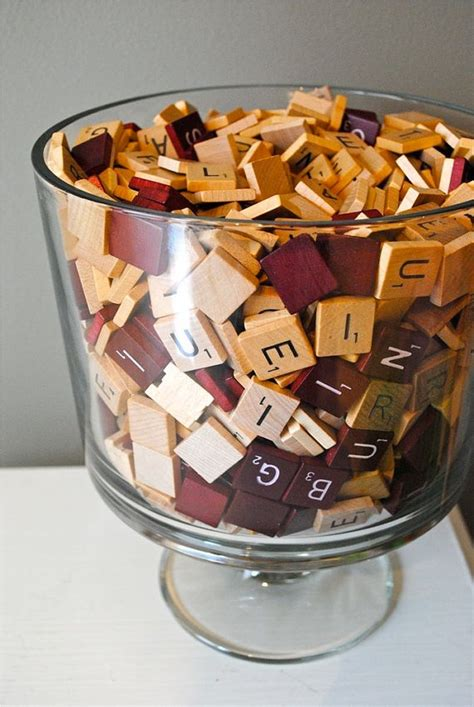 scrabble funplace 100 scrabble tiles mosaic supply jewelry upcycled