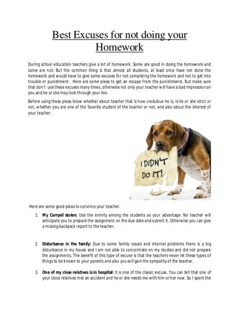 Away Message Homework by Excuses For Not Giving In Homework Studyclix Web