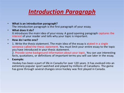 How To Write An Essay Intro by Introduction Sentence For An Essay Writefiction581 Web Fc2