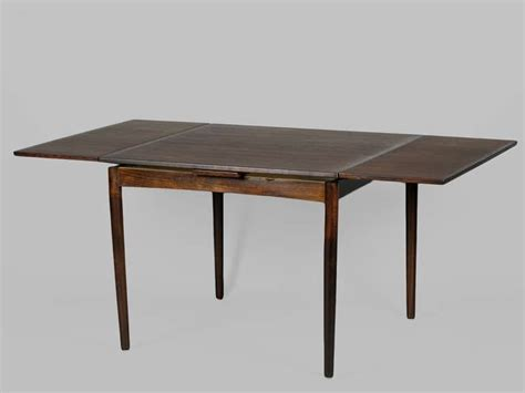 square dining room table with leaf danish modern square dining table with rounded corners and