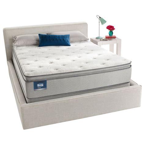 pillow top mattress dimensions simmons beautysleep titus pillow top size mattress
