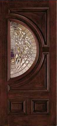 Custom Fiberglass Doors Exterior Jeld Wen A250 174 Custom Fiberglass Glass Panel Exterior Door Waybuild