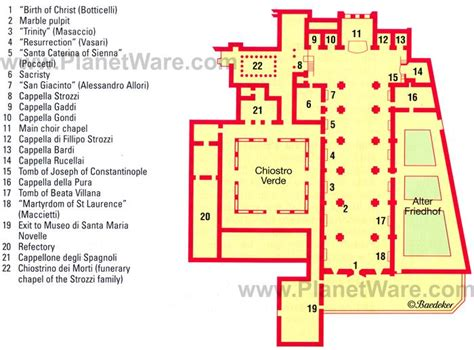 top rated floor plans florence santa maria novella floor plan map http www
