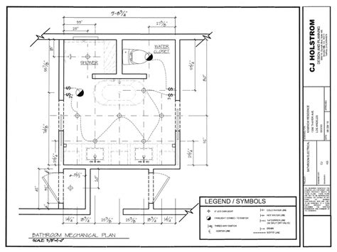 layout working dwg architectural design cj holstrom inc design contractor