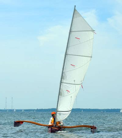 fyne boat kits review th access sailing outriggers plans