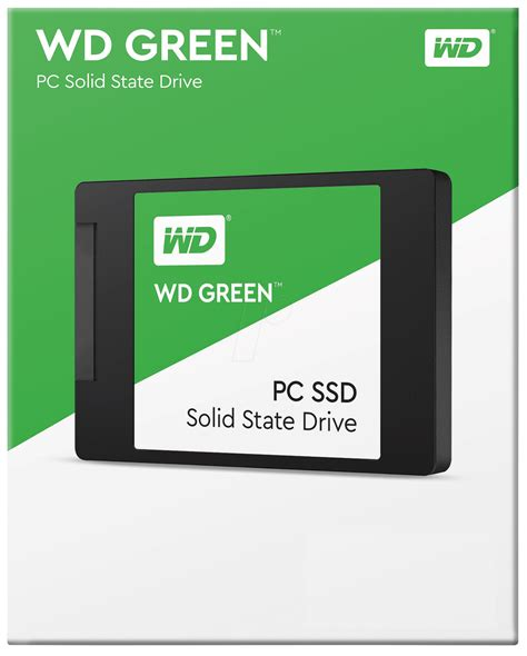 Western Digital Wd Green Ssd 120gb wds120g1g0a wd green 120gb 2 5 inch ssd at reichelt elektronik