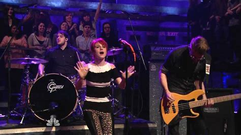In Boring And Live by Brick By Boring Brick Paramore Live Hd Doovi