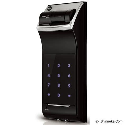 Kunci Digital Yale Ydd 324 jual yale digital door lock ydr4110 murah bhinneka