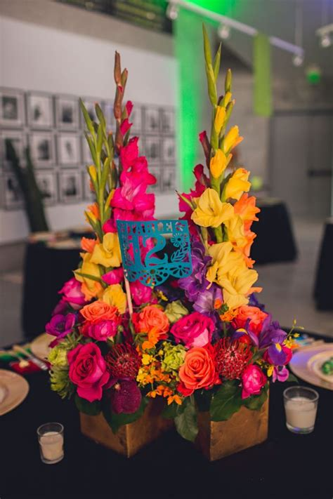 mexican wedding decorations centerpieces best 25 mexican centerpiece ideas on