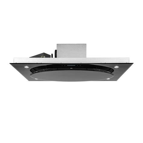 black stainless steel hood fan klarstein stainless steel extractor cooker hood kitchen