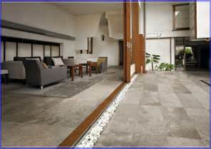 modern tile flooring ideas entrance