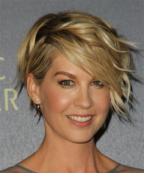 jenna elfman undercut back view prom hairstyle jenna elfman jenna elfman short hairstyle