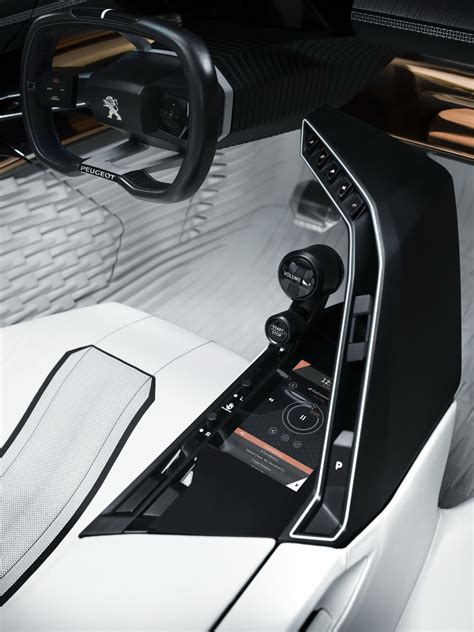 peugeot fractal peugeot fractal is a 201hp electric coupe cabriolet 82