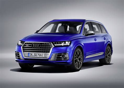 Audi Sq 7 2017 audi sq7 picture 668219 car review top speed
