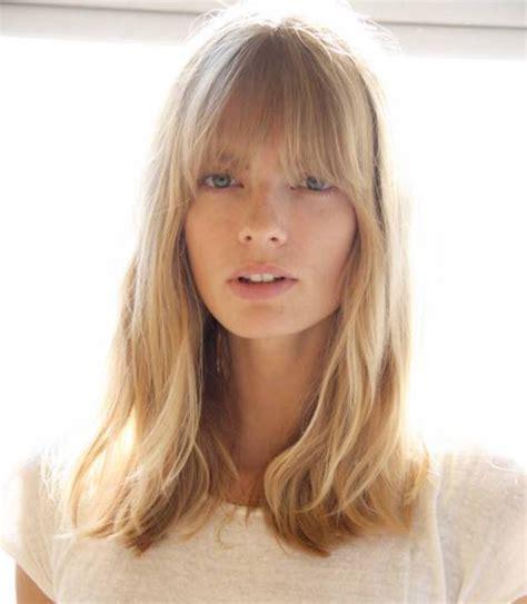 i need a hair cut for thin hair and fine hair over 50 beauty insider how to diy beauty full bangs bellamumma