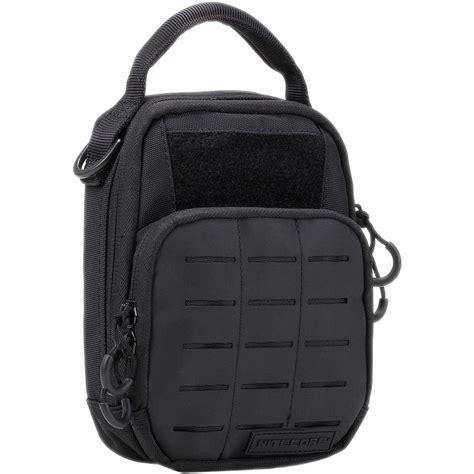 Nitecore Ndp10 Tactical Utility Pouch nitecore ndp10 tactical pouch black ndp10 b h photo