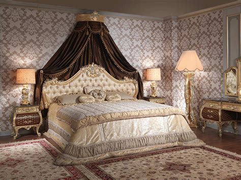 luxury king size bed luxury king size bed emperador gold art 397 931
