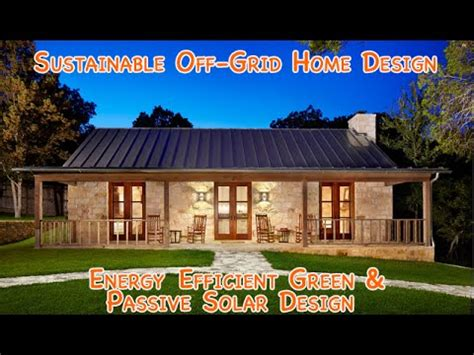 sustainable grid home design diy energy efficient