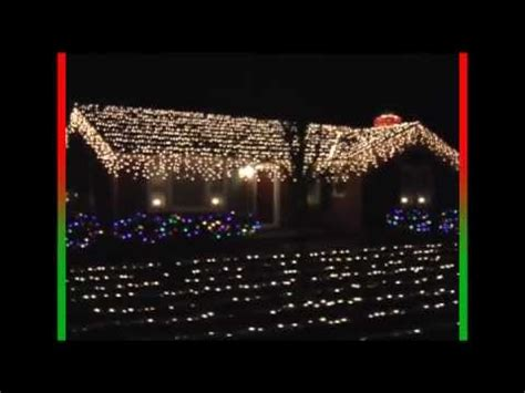 amazing christmas lights roanoke virginia youtube