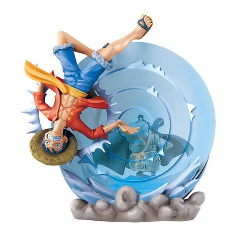 Original One Logbox Fishman Island Of Luffy Jinbei ワンピース 彩色済みジオラマフィギュア onepiece logbox 騒乱の魚人島編 1ボックス