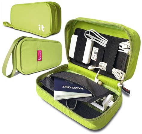 electronic wire organizer don t go anywhere without these must travel accessories