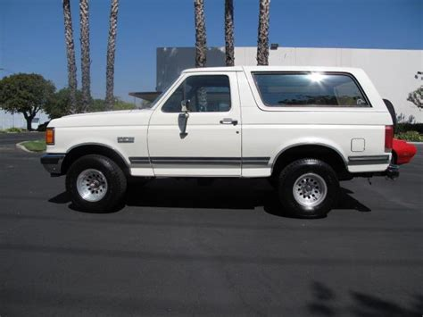 how cars engines work 1988 ford bronco security system used 1988 ford bronco custom at aaa motor cars