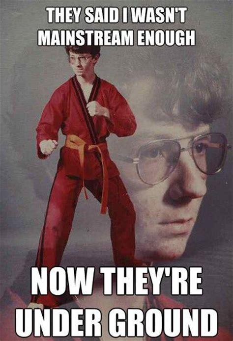 Meme Karate Kyle - introducing your worst nightmare the karate kyle meme