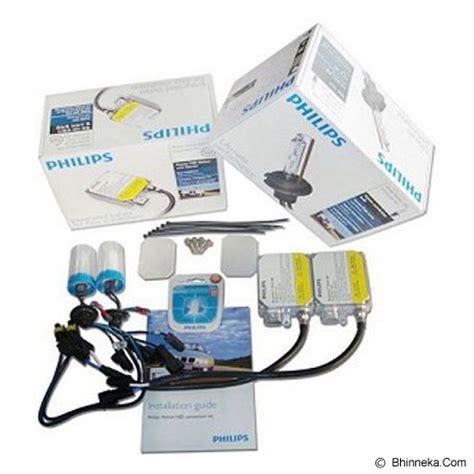Jual Lu Xenon Philips jual philips hid conversion kit h11 6000k 85829 murah
