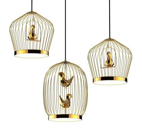 Bird Cage Pendant Light Bird Cage Inspired Lighting Tweetie Pendant L