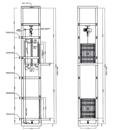 gambar residence penthouse unit denah lt 32