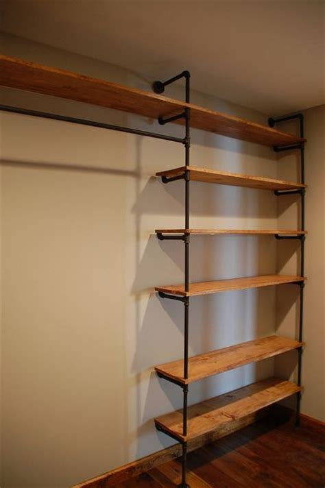 Wooden Closet Shelves by Diy Closet Shelves Wood Woodworking Projects Plans