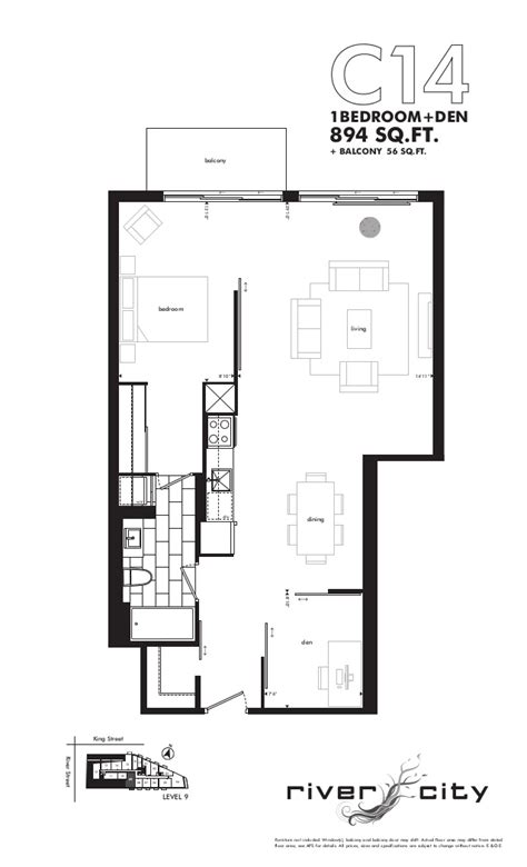 River City Phase 1 Floor Plans | river city condos phase 1 floor plans thefloors co