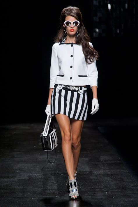 Summer 08 Trends On The Catwalk by Lelo What S Monochrome Age