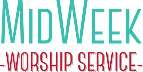 wednesday night church services