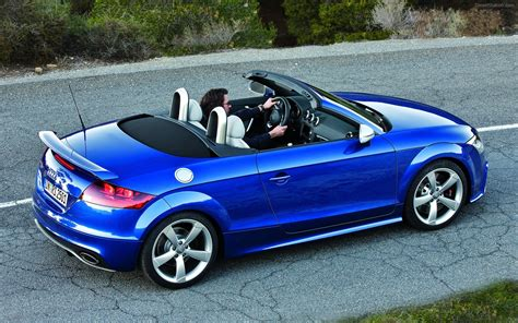 Audi Tt Rs 2012 by Audi Tt Rs 2012 Widescreen Car Picture 25 Of 158