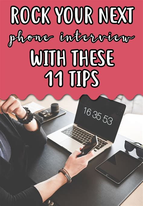 how to prepare for a phone interview graduate jobs internships