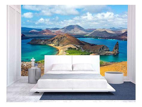 wall view   beaches  bartolome island