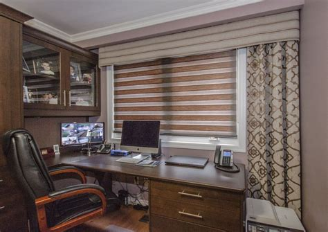 home office window treatments office window treatments gta custom blinds drapery ca