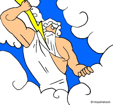imagenes de el dios zeus para dibujar zeus imagenes dibujos imagui
