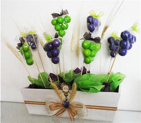 imagenes de uvas para primera comunion centros de mesa para primera comuni 243 n