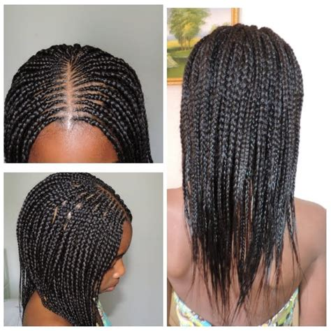 how to feather braid how to make loose box braids with feather tips cornrow