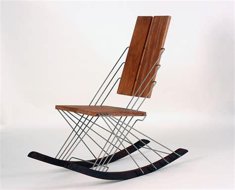 designboom rocking chair ori levin cala rocking chair
