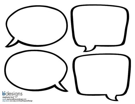 19 best images about speech bubbles on pinterest student