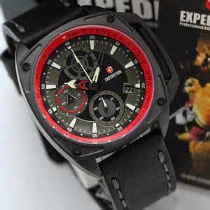 Expedition E6646 Leather Original jam tangan expedition e6646 chronograph leather original jual jam tangan merk expedition