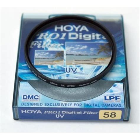 Hoya Uv Pro 1 Digital Filter 52mm hoya 52mm pro 1 digital uv filter