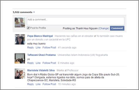 how to make a comment section in html how to make your facebook comment box widget responsive