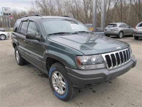 2002 Jeep Grand Specs 2002 Jeep Grand Laredo 4x4 Data Info And Specs