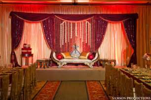 Dining Room Table Floral Centerpieces pakistani wedding reception fit for royalty by samson
